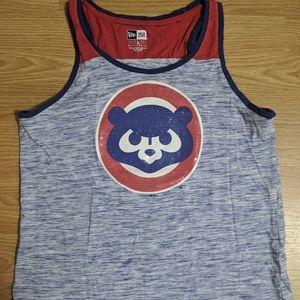 Chicago Cubs sequin tank Medium. Rare!